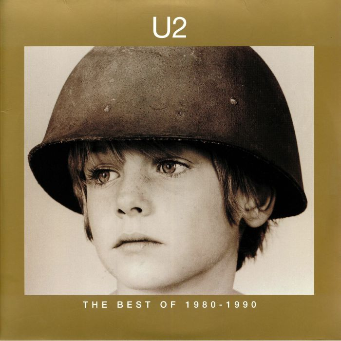 Vinilo U2 THE BEST OF 1980-1990
