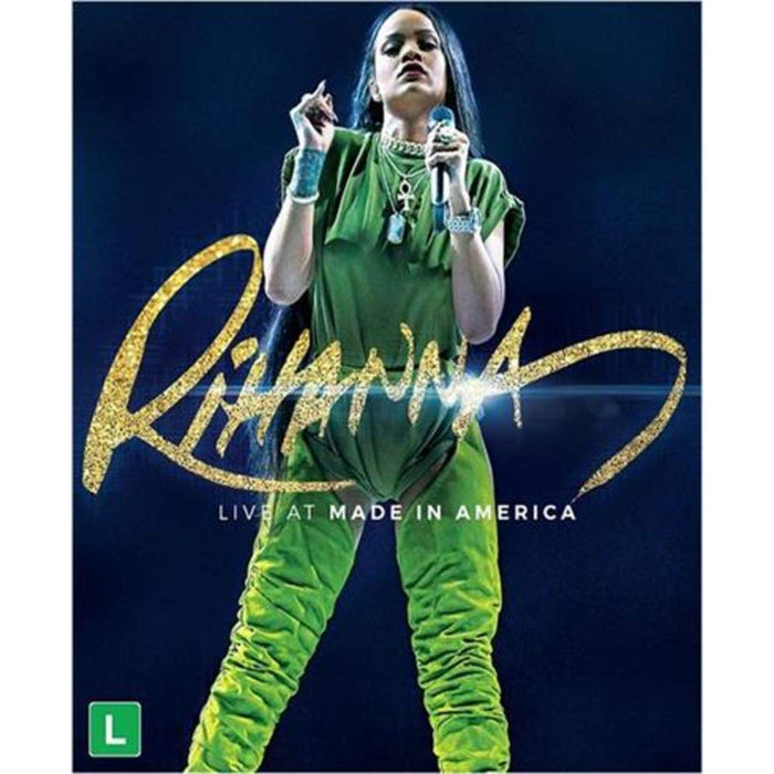 Vinilo Rihanna LIVE AT MADE IN AMERICA PART I