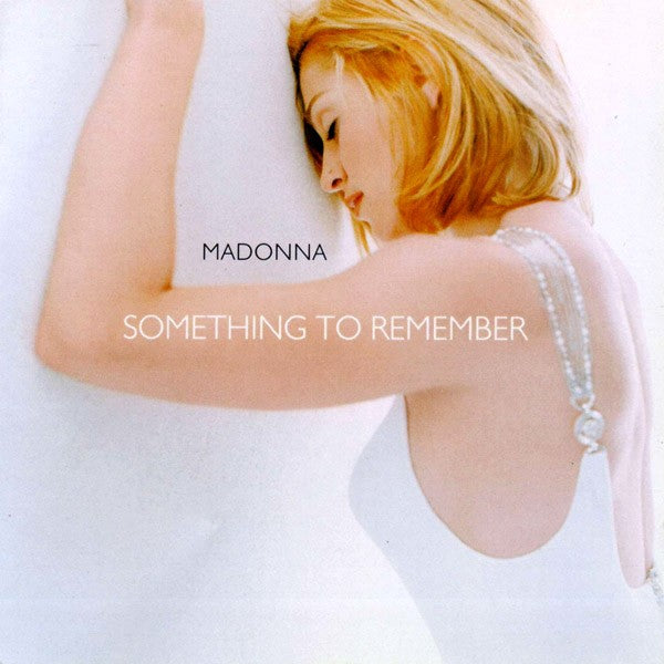 Vinilo Madonna SOMETHING TO REMEMBER