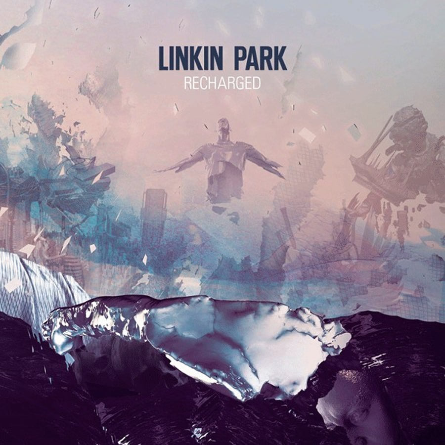 Vinilo Linkin Park RECHARGED