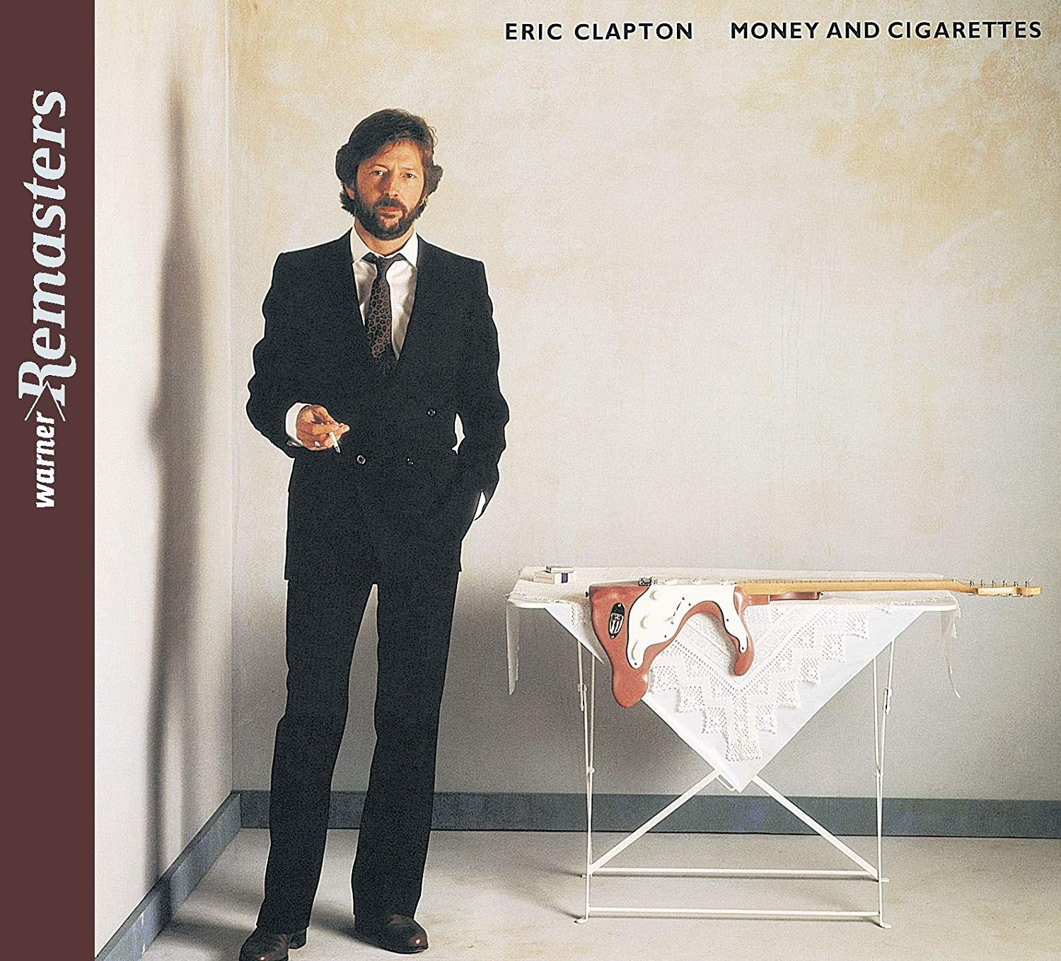 Vinilo Eric Clapton MONEY AND CIGARETTES