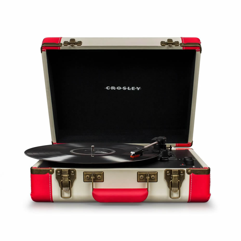 Tornamesa Crosley Executive BT Red