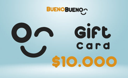 Gift Card $10.000.-