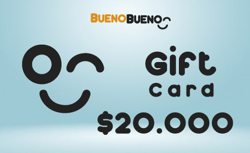 Gift Card $20.000.-
