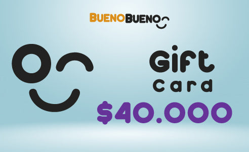 Gift Card $40.000.-