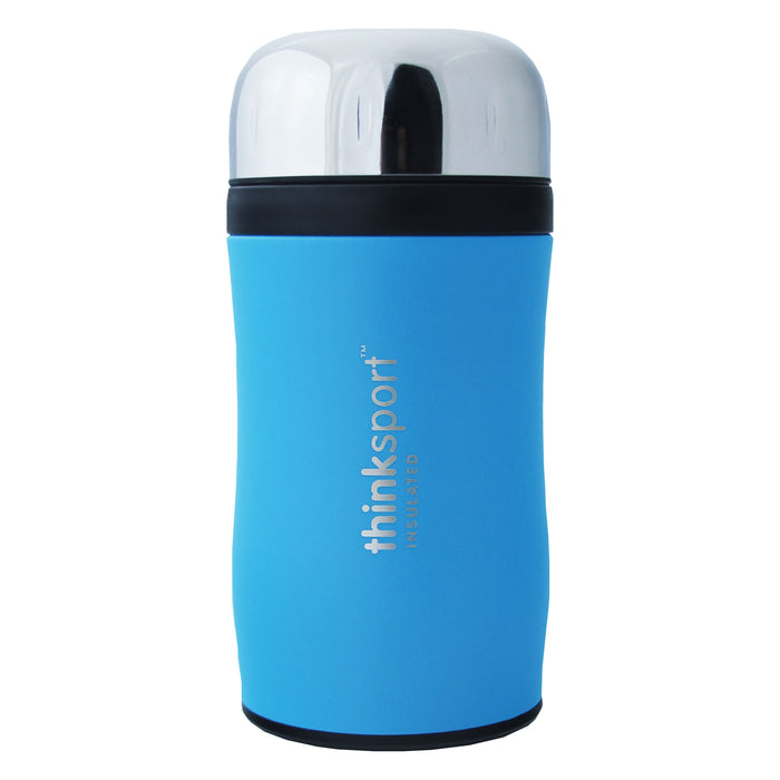 Thermo Insulado Doble capa 500 ml Celeste ThinkSport
