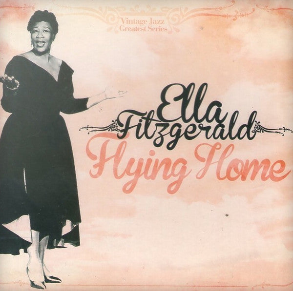 Vinilo Ella Fitzgerald FLAYING HOME