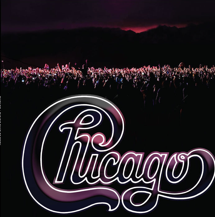 Vinilo Chicago THE BIG BAND OF ROCK