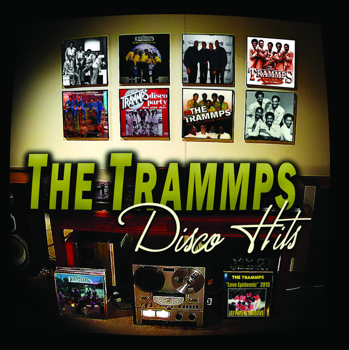 Vinilo The Trammps DISCO HITS
