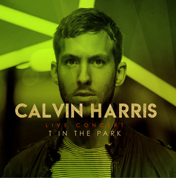 Vinilo Calvin Harris LIVE CONCERT IN THE PARK