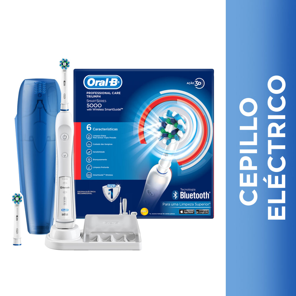 Cepillo Eléctrico Oral-B Professional Care 5000