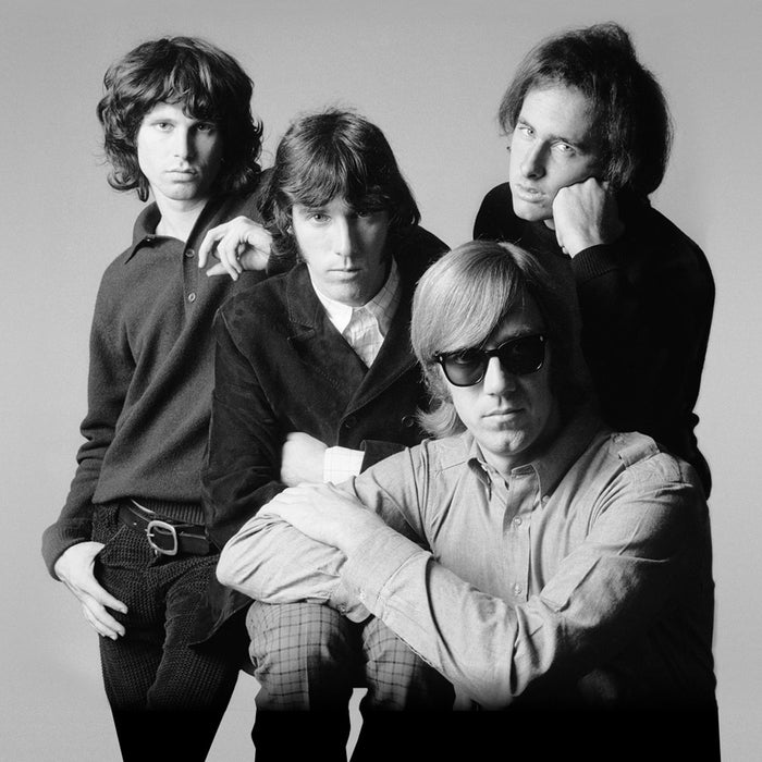 Vinilo The Doors GRANDES EXITOS
