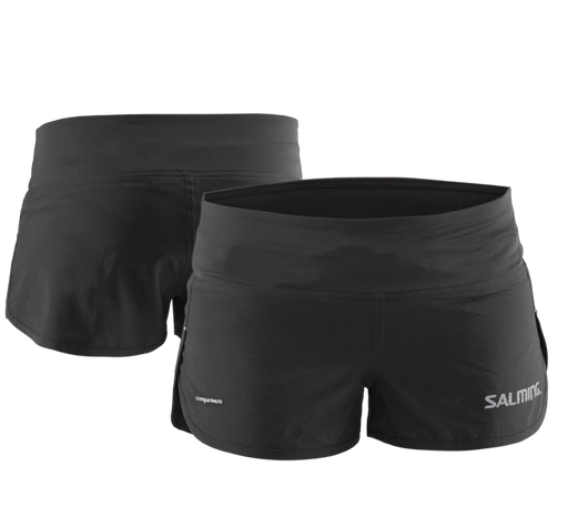 Salming Running Shorts Women Black
