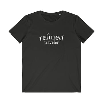 Organic Refined Traveler Tee (Black)