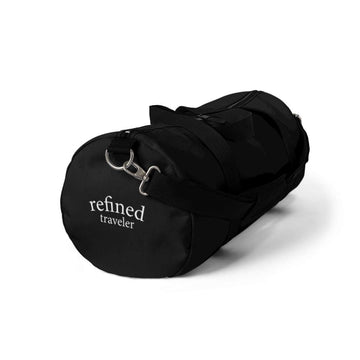 Vegan Gym Bag Black