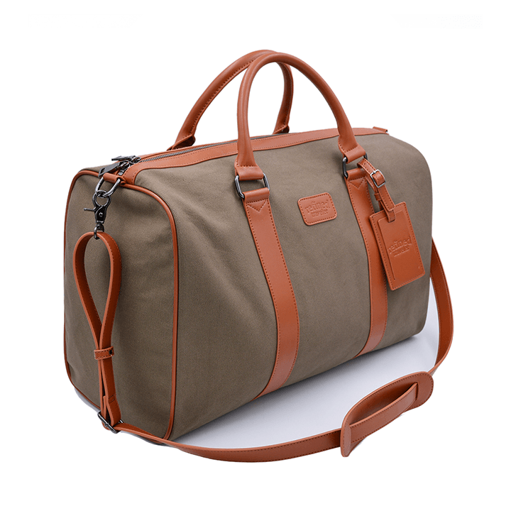 Main image of vegan duffel bag by Refined Traveler