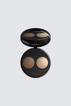 Baked Mineral Contour Duo BEAUTY | CL INIKA Almond