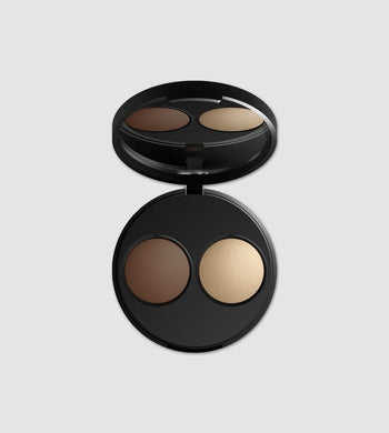 Baked Mineral Contour Duo BEAUTY | CL INIKA Teak