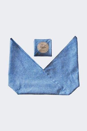 Coze Design HOME | CL Bento Reusable Blue Bag
