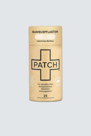 Patch BATHROOM | CL Biodegradable Bamboo Plasters - Natural