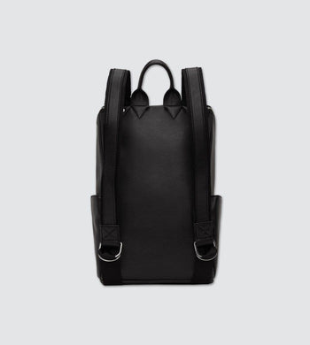 Matt & Nat BAGS | Womens Brave Vegan Leather Rucksack Black