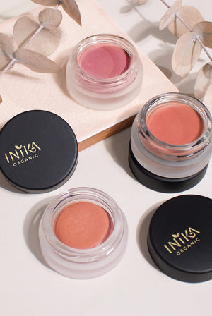 Certified Organic Lip & Cheek Cream BEAUTY | CL INIKA