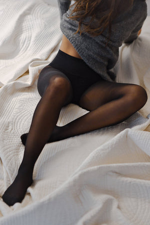 Classic 30 Denier Biodegradable Tights LINGERIE & NIGHTWEAR | Womens Billi London
