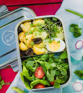 Elephant Box KITCHEN | CL Clip & Seal 1.2l Leakproof Lunchbox