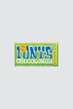 Tony's Chocolonely GIFTING | CL Dark Almond Sea Salt Chocolate Bar