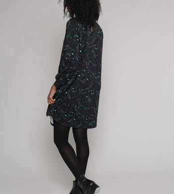 People Tree DRESSES & JUMPSUITS | Womens Ebba Star Organic Cotton Dress Black