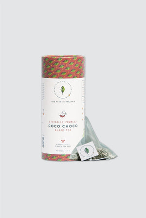 Tanzania Tea Collection GIFTING | CL Ethically Sourced Organic Coco Choco Tea