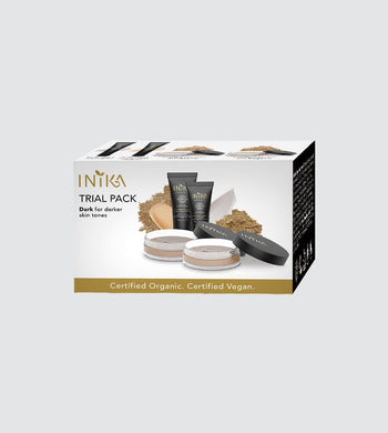 Foundation Trial Pack BEAUTY | CL INIKA Dark