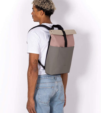 Ucon Acrobatics BAGS | Mens Hajo Mini Rose Grey Lotus Backpack