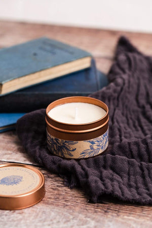 Vegan Bunny HOME | CL Me Time Plastic Free Vegan Rapeseed & Soy Candle 120ml