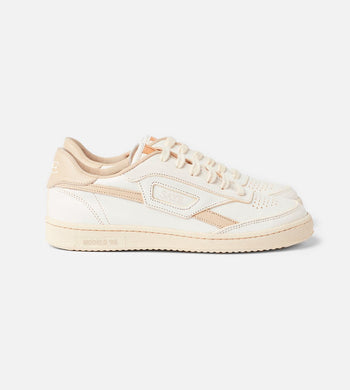 Modelo 89' Trainer Beige and White FOOTWEAR | Mens SAYE