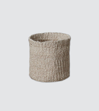 The Dharma Door HOME | CL Natural Hand Woven Pot