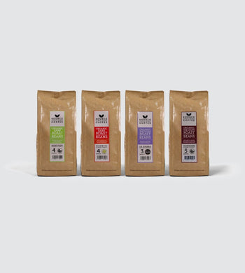 Source Climate Change Coffee GIFTING | CL Organic Kilimanjaro Cloud Forest Coffee: Tanzania Strength 5 (Beans)