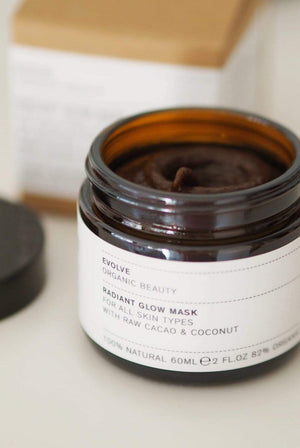 Evolve Beauty BEAUTY | CL Organic Radiant Glow Face Mask