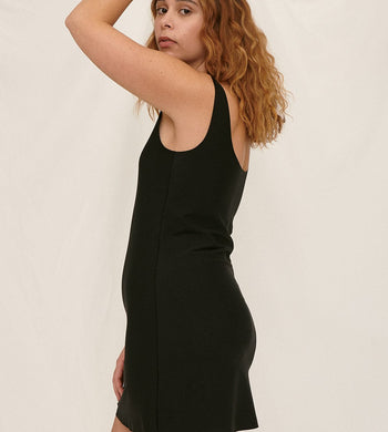 Recycled Nylon Invisible Underdress LINGERIE & NIGHTWEAR | Womens Organic Basics