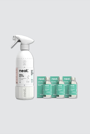 Neat. KITCHEN | CL The Complete Multi-Surface Cleaning Set Seagrass