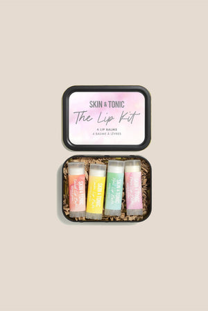 The Lip Kit GIFTING | CL Skin & Tonic