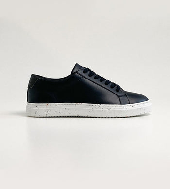 Tide V2 Recycled Trainer Black FOOTWEAR | Unisex Humans Are Vain
