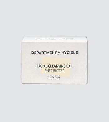 Department of Hygiene BATHROOM | CL Vegan Hydrating Facial Cleansing Bar - Natural Shea Butter