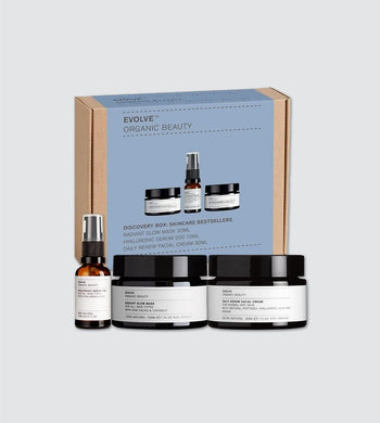 Evolve Beauty GIFTING | CL Vegan Skincare Discovery Box Bestsellers Giftset