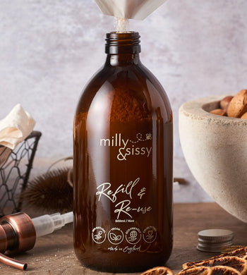 Zero Waste Vegan Hair & Body Wash Refill BATHROOM | CL Milly & Sissy