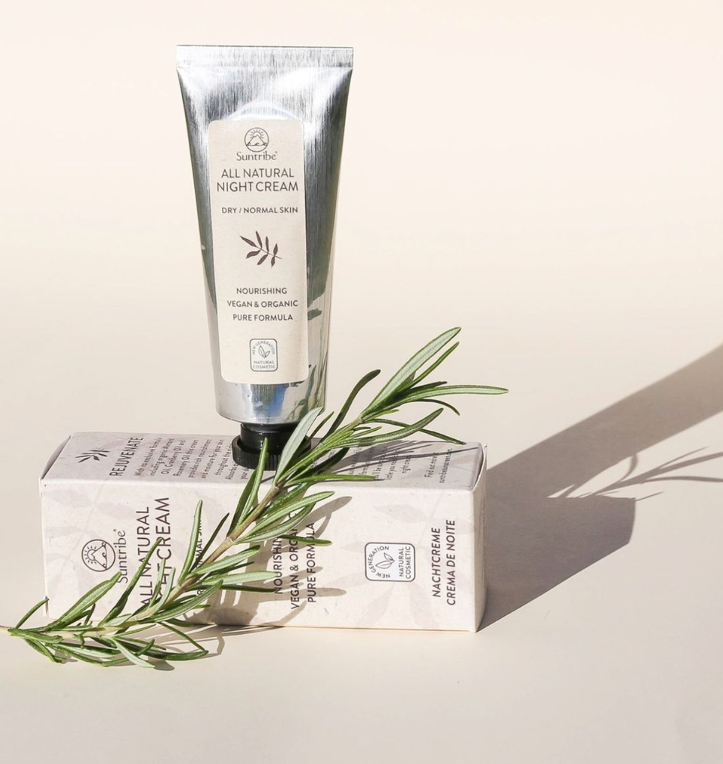 Suntribe BEAUTY | CL Organic Mineral Hypoallergenic Face and Body Sunscreen - SPF30