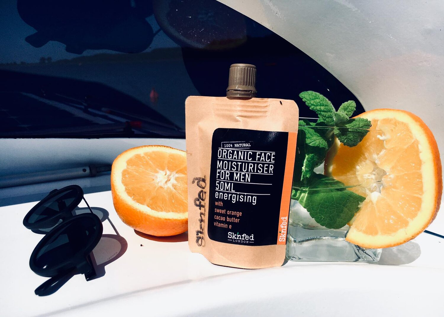 Sknfed BATHROOM | CL Organic Cleansing Lotion Scent Free