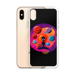 Alien Meditating - iPhone Cases