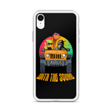 With The Squad - iPhone Case