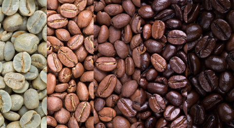 A Green Coffee Bean (well, Actually, Coffee Seed, But More On That In  Another Post) Can Be Roasted Many Different Ways And The Vast Majority Of  Coffee In ...